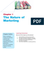 The Nature of Marketing