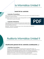 Auditoria Informatica-Clases-6 Unidad II