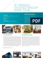 39th Annual Sophisticated Snoop Home Tour