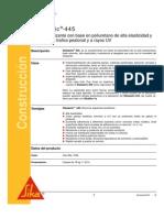 Impermeabilizante Poliuretano Proteccion Uv Sikalastic 4451