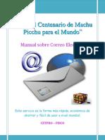 manual de correo electrónico