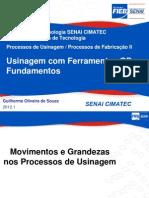 Processos de Usinagem-Fund