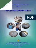 Biogas Pedesaan