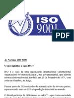Aula 06 - IsO9000 Sistema Da Qualidade