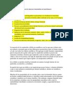 TAREAS DE CIENCIA E INGENIERÍA LOS MATERIALES