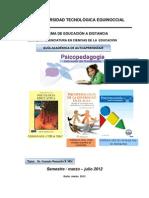 Guia Academica Psicopedagogia Marzo-julio 2012 Ok