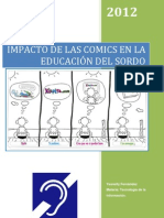 El cómic como recurso educativo