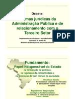 formas_juridicas_Secretaria de Gestão do MPOG