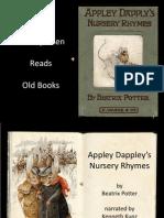 Appley Dapply Nursery Rhymes, Beatrix Potter, AutoPlay