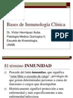 Bases de Inmunología Clínica