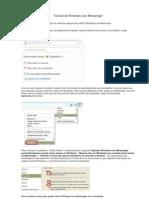 Tutorial de Windows Live Messenger