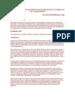 NFLUENCIA DE LOS FACTORES PSICOLÓGICOS EN LA CONDUCTA DEL CONSUMIDOR