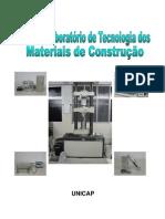 FICHAS DE MAT DE CONSTRUÇÃO II LABTEC