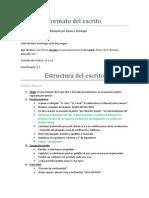 1° CLASE Estructura de escritos juridicos