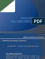 anailisis volumetrico