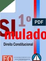 194 Primeiro Simulado de Direito Constitucional