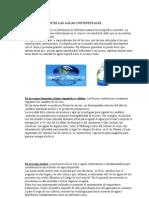 LASDISTRIBUCIÓN DE LAS AGUAS CONTINENTALES 7º