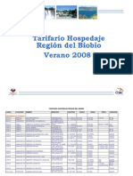 Alojamientos Region Biobio