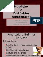 Nutrição e disturbios alimentares