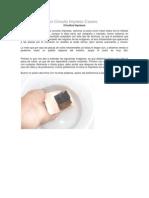 Elaboración de un Circuito Impreso Casero