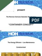 Container Concept Playa Roca Lg