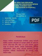 Kasus Infeksi Nosokomial (Infeksi Yang Terjadi Ketika