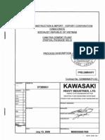 M00E05500 R00 Process Description