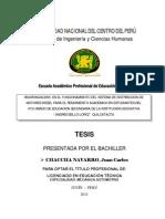 Tesis Jhojan Pollito Mecanico