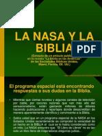 NASA y La Biblia mas Com