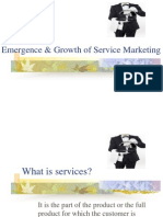 Marketing in Services
