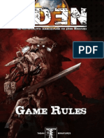EDEN Rulebook Color English