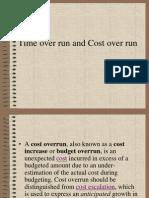 57688252 Cost Overrun
