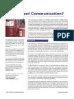 Hazard Communication, What Is