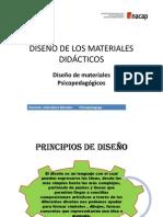 Diseño material didáctico