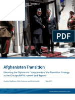 Afghanistan Transition- NATO Summit and Beyond