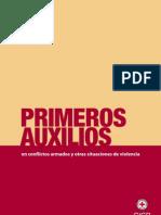 Manual Primeros Auxilios CICR