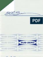 SubZero - 500SeriesInstall_1