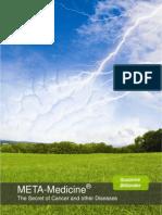 Meta Medicine Free eBook
