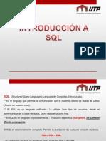 Introduccion SQL