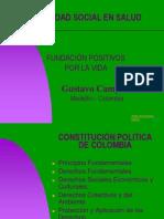 Seguridad Soicial en Salud - Colombia - Ricoba