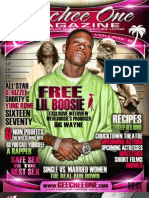 Geechee One Magazine May-June 2012