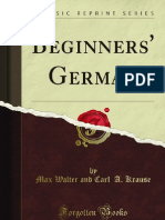 Beginners German - 9781440044649