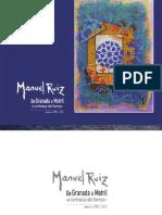 Catalogo Manuel Ruiz