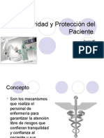 Seguridad y Protección del Paciente - copia