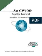 Gw1000 Manual