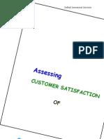 Customer Satisfaction of Grameen Phone