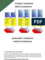 Derechos y Deberes Constitucionales