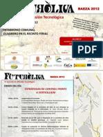 IV JORNADA DIFUSIÓN TECNOLÓGICA FUTUROLIVA 2012
