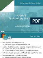 ARMv8 Architecture