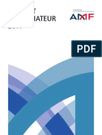 Rapport Media Trice Amf